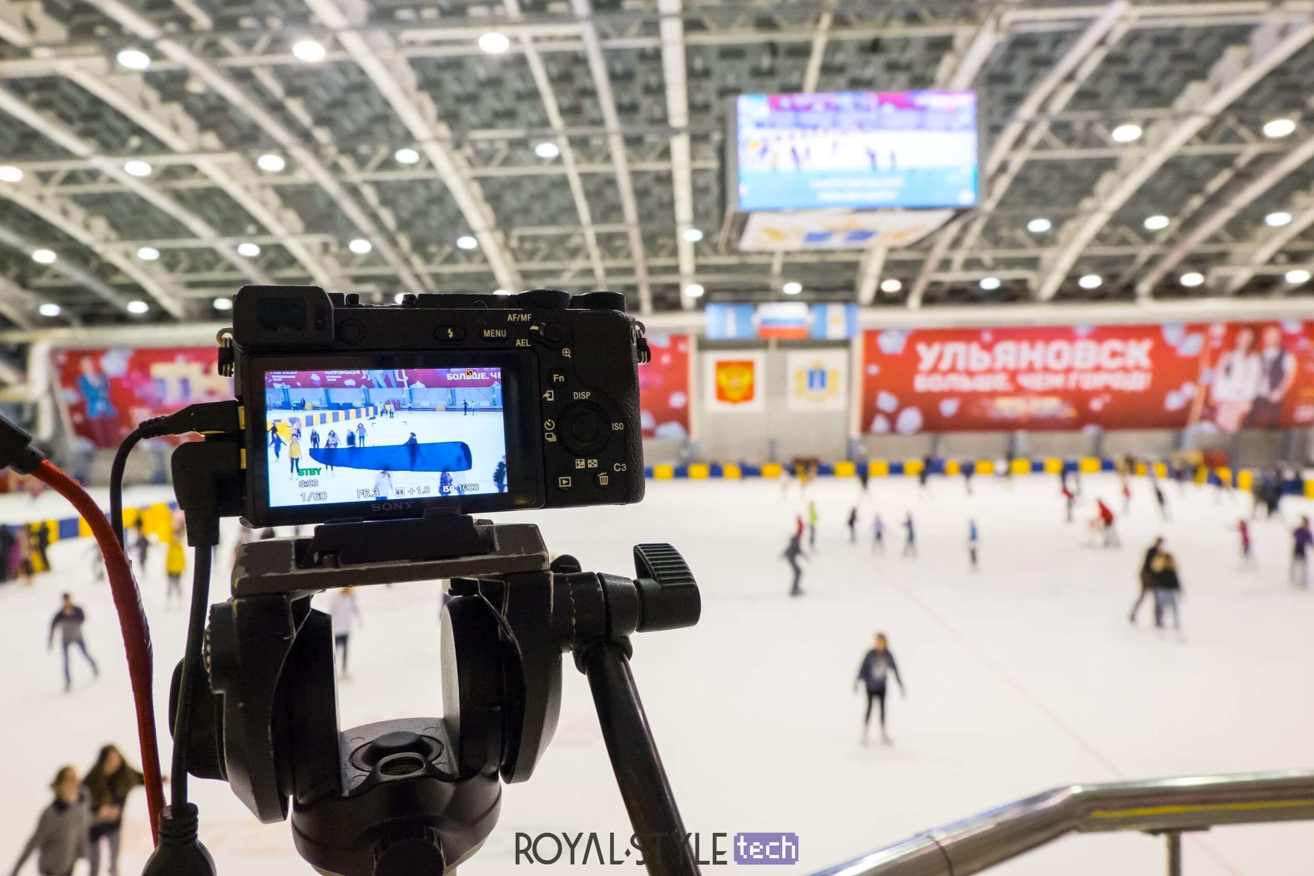 Промо акция<br> ТНТ: Импровизация <br>в «Волга-Спорт-Арене»